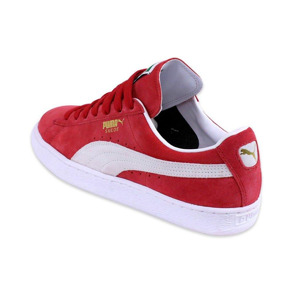 Détails sur Puma Suede Classic Regal Rouge T34633 Baskets Homme Rouge , Baskets Puma , mode