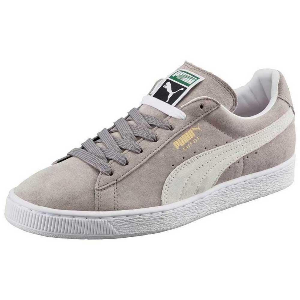 zapatillas hombre puma gris