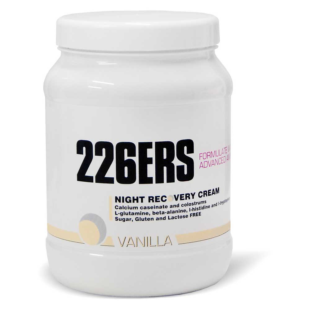 226ers Night Recovery Cream Vanilla 500gr Vanilla