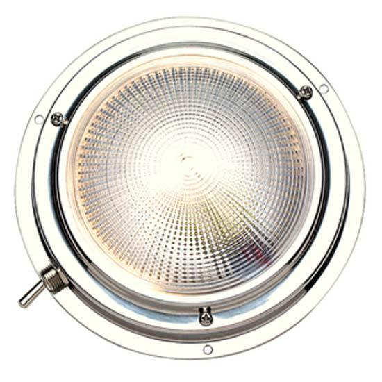seachoice-day-or-night-vision-dome-102-mm-white-red