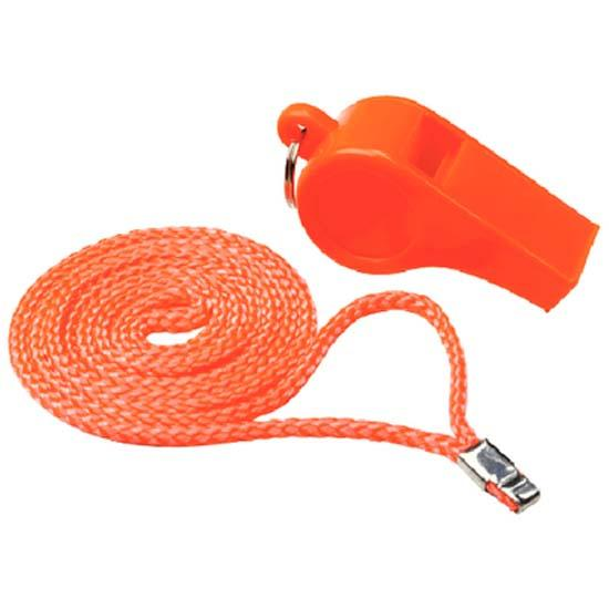 seachoice-plastic-whistle-one-size-orange