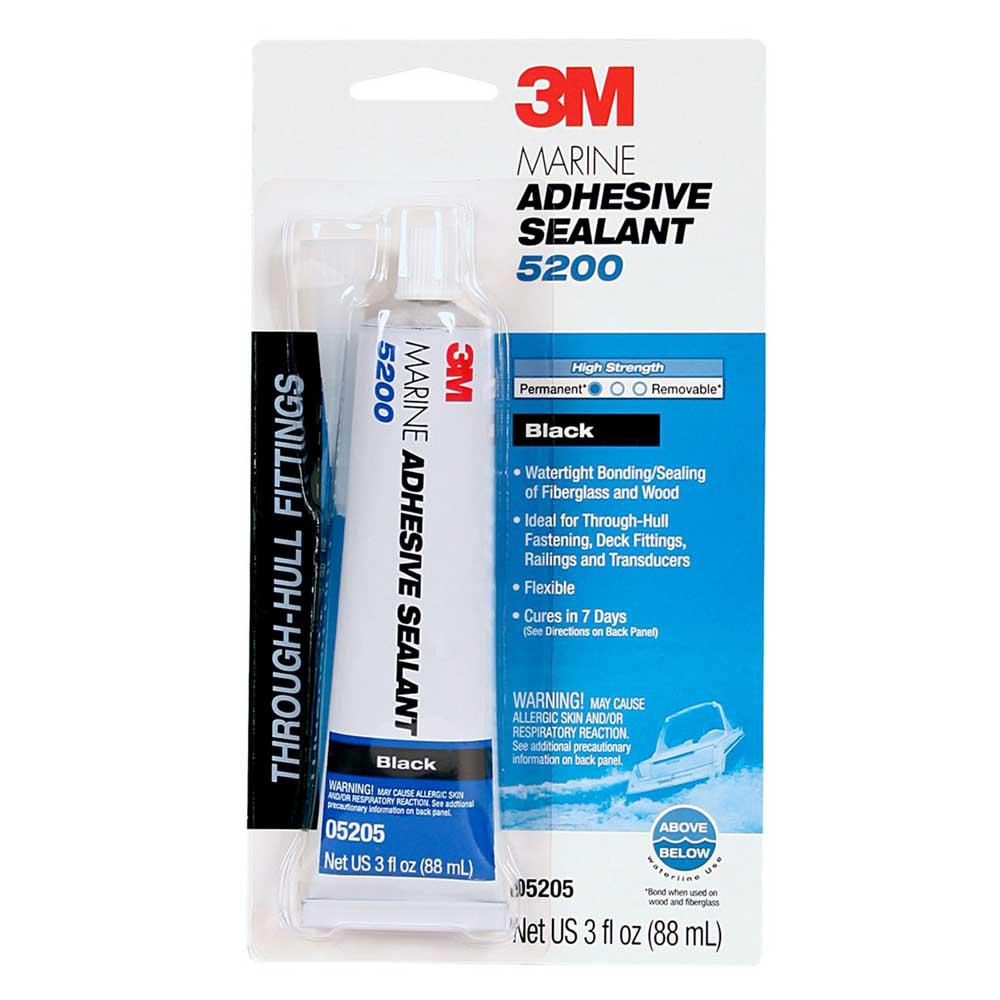 3m Marine Adhesive Sealant 5200 90 ml Black
