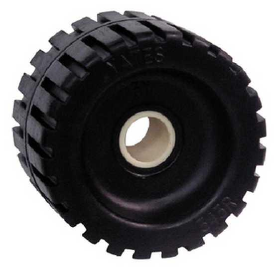 seachoice-ribbed-roller-111-x-76-mm-black-rubber