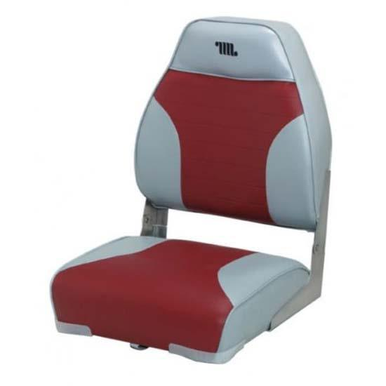 wise-seating-high-back-boat-seat-one-size-grey-red