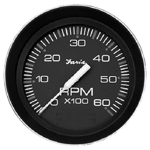 faria-coral-tachometer-7000-rpm