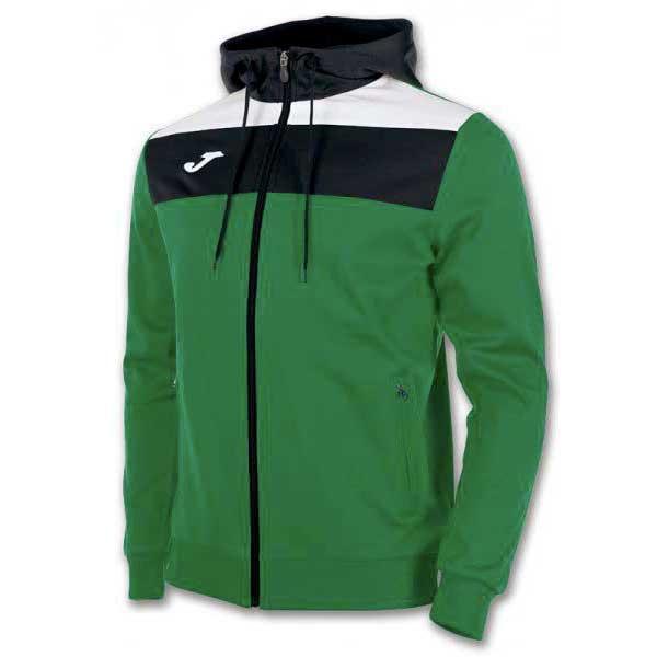 Joma Crew Hooded XXL Green