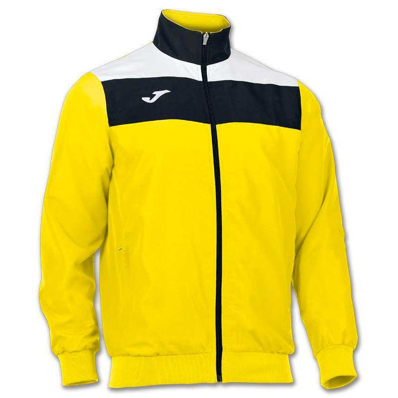 Joma Veste Microfiber Crew XXL Yellow