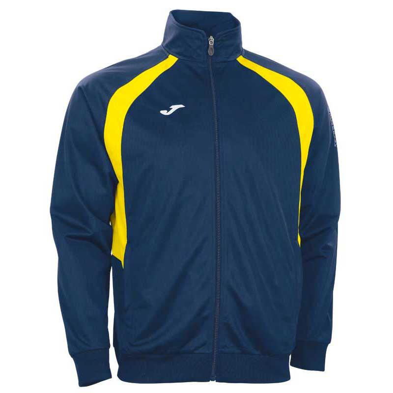Joma Jacket Champion Iii 5-6 Years Navy / Yellow