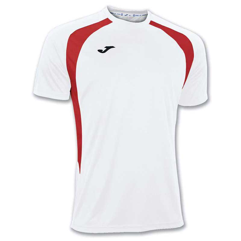 Joma Champion Iii S/s 6XS-5XS White / Red