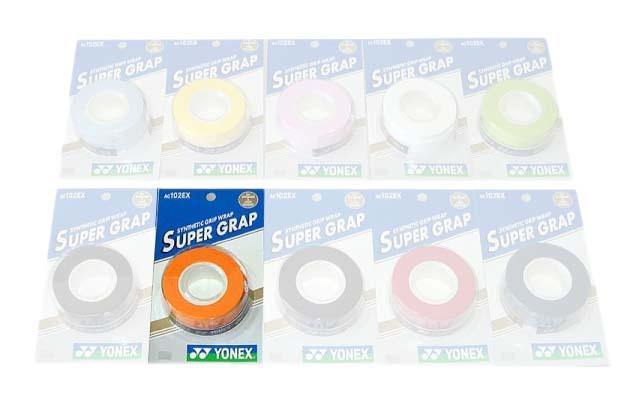Yonex Surgrip Yonex 102ex One Size