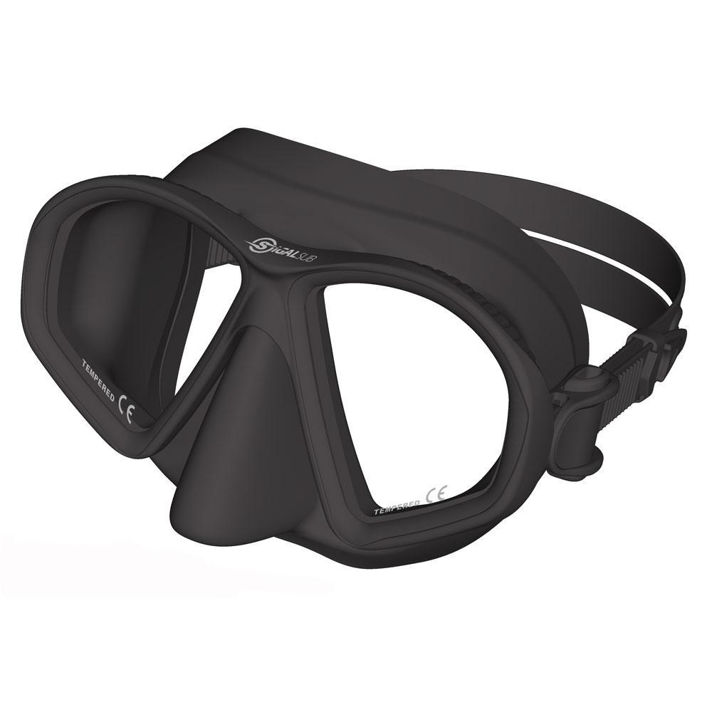 sigalsub-mate-anti-glare-silicone-one-size-black