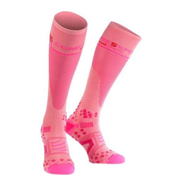 Compressport Fullsocks V2.1 EU 45-47 Pink
