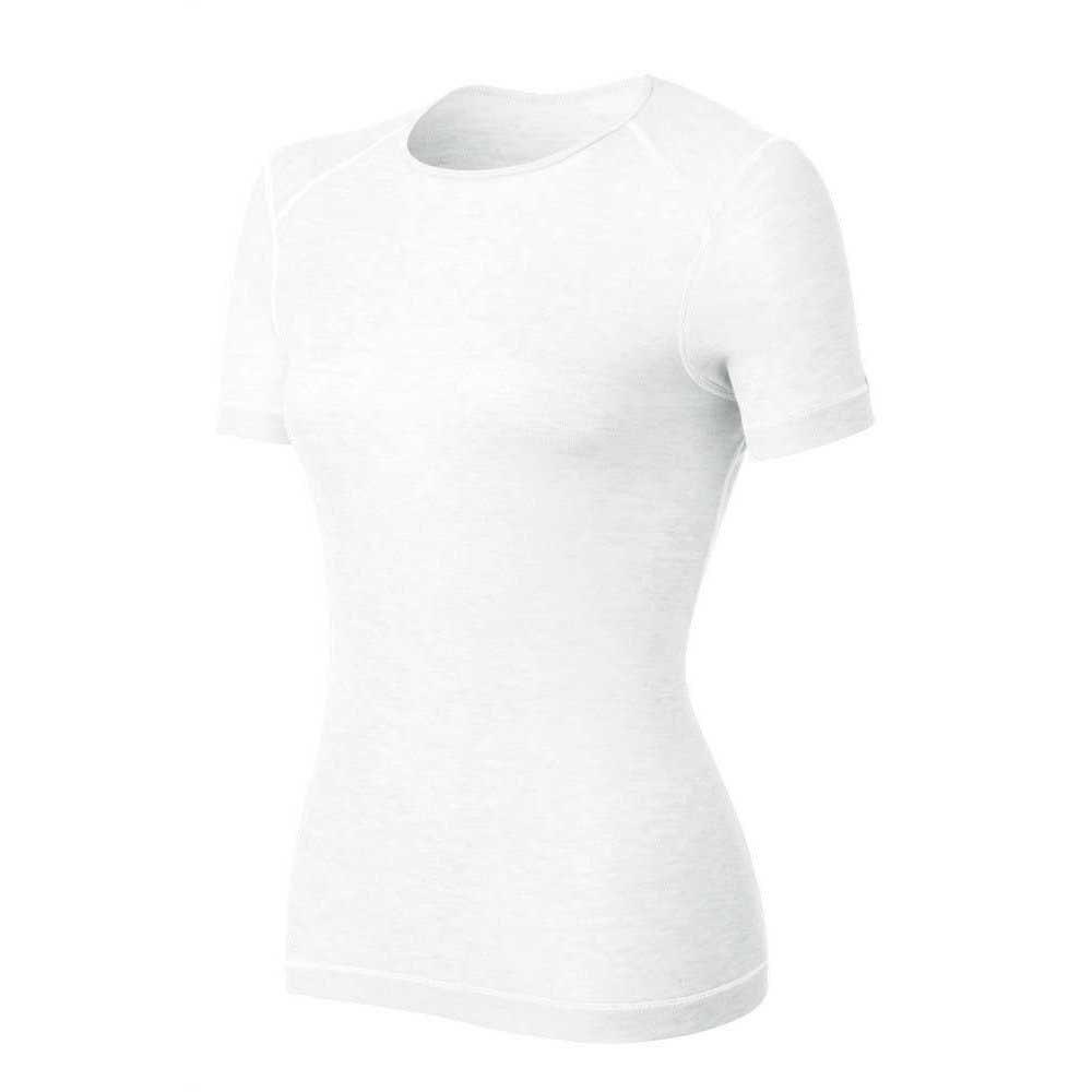 Odlo Light Crew Short Sleeve T-shirt L White
