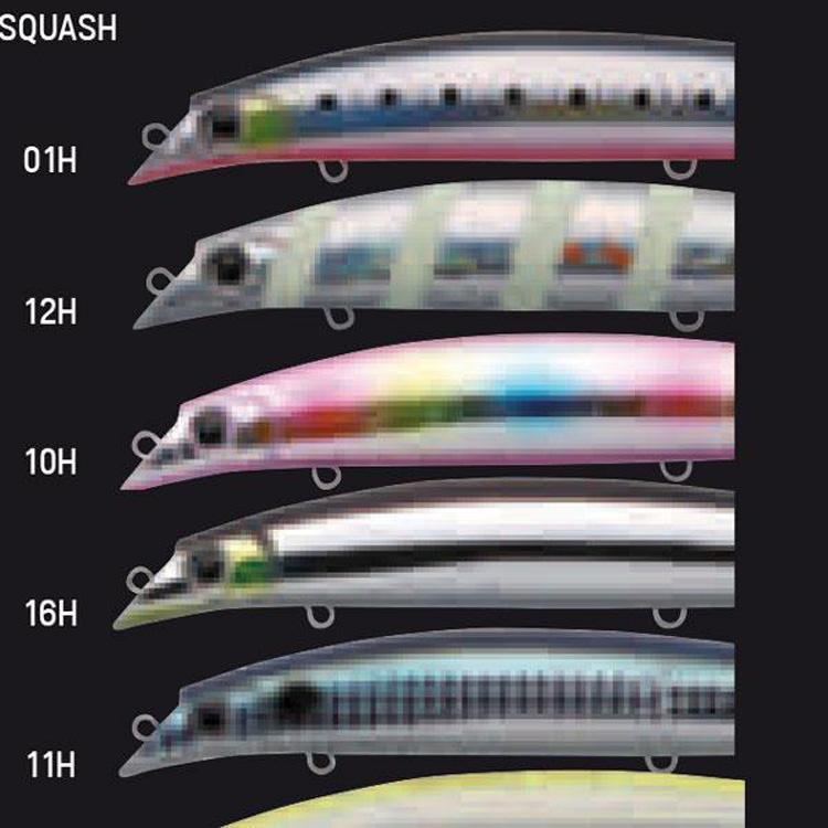 Maria Squash 125 Mm 20 Gr 12H 12H 12H , Señuelos Maria , náutica , Equipo de pesca 1f4205