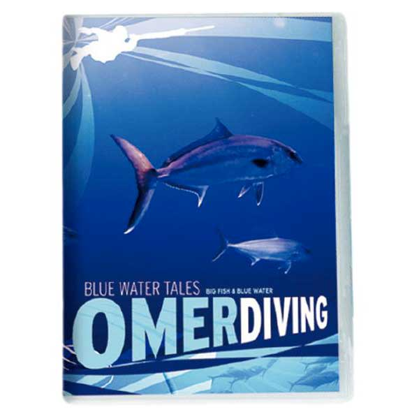 Omer Dvd Blue Water Tales Inches