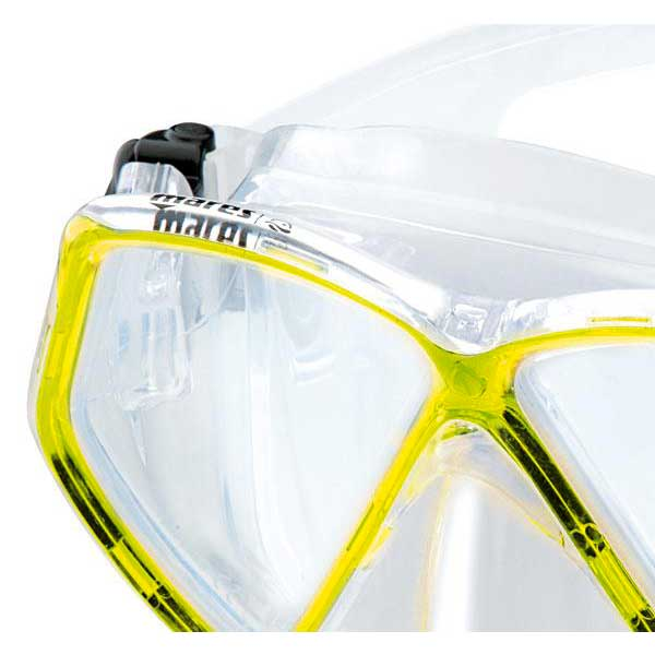 mares-pirate-10-junior-one-size-yellow, 12.99 EUR @ diveinn-scubastore-deutschland