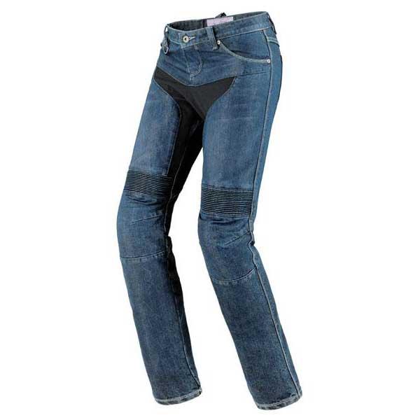 Spidi Furious Lady Jeans 34 Super Stone Wash