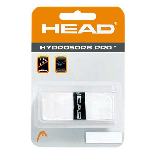 Head Racket Hydrosorb Pro One Size White