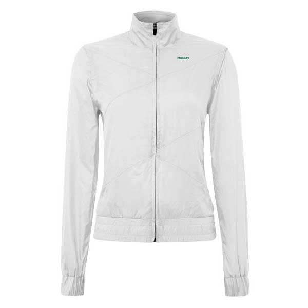 Head Racket Whirl Woven Jacket S White