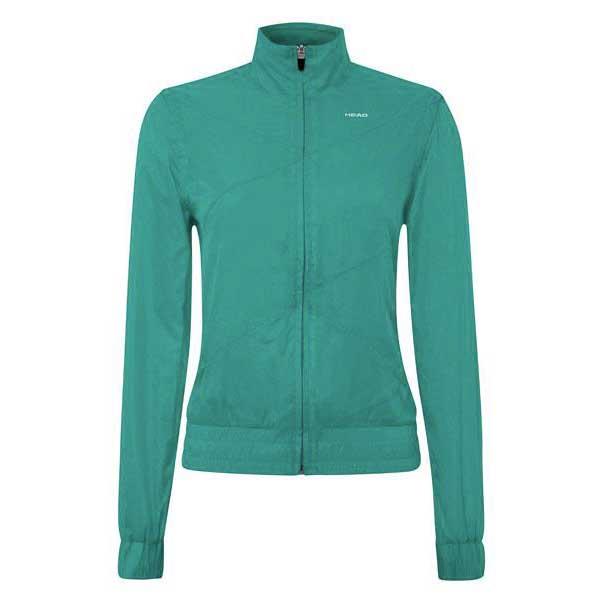 Head Racket Whirl Woven Jacket S Turquoise