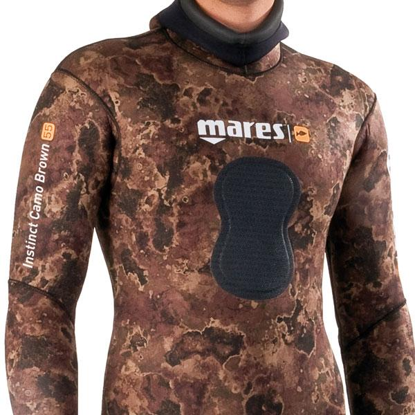 mares-instinct-camo-brown-jacket-7-mm-s