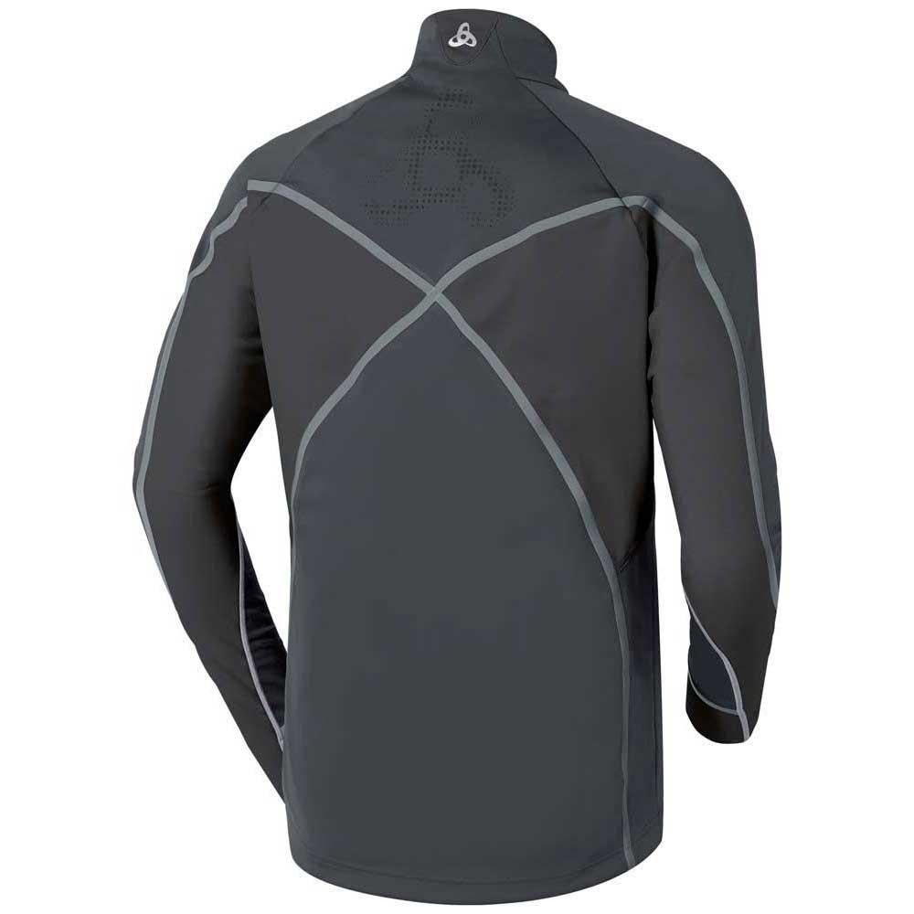 Odlo Jacket Windstopper Nagano X Gris , Vestes Odlo Odlo Odlo , running , VêteHommes ts Homme e12b57