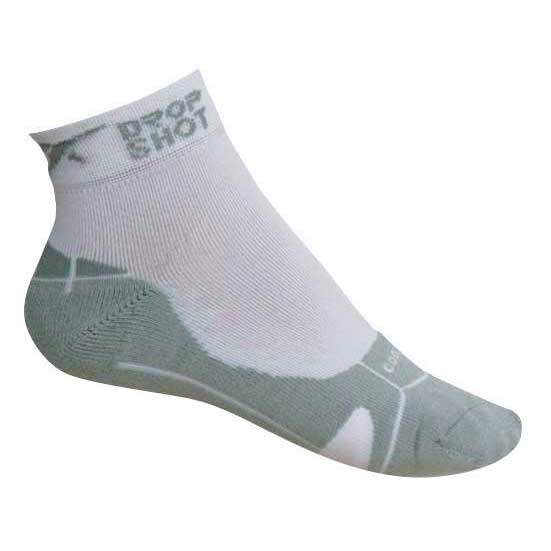 Drop Shot Socks Comfort EU 35-38 White