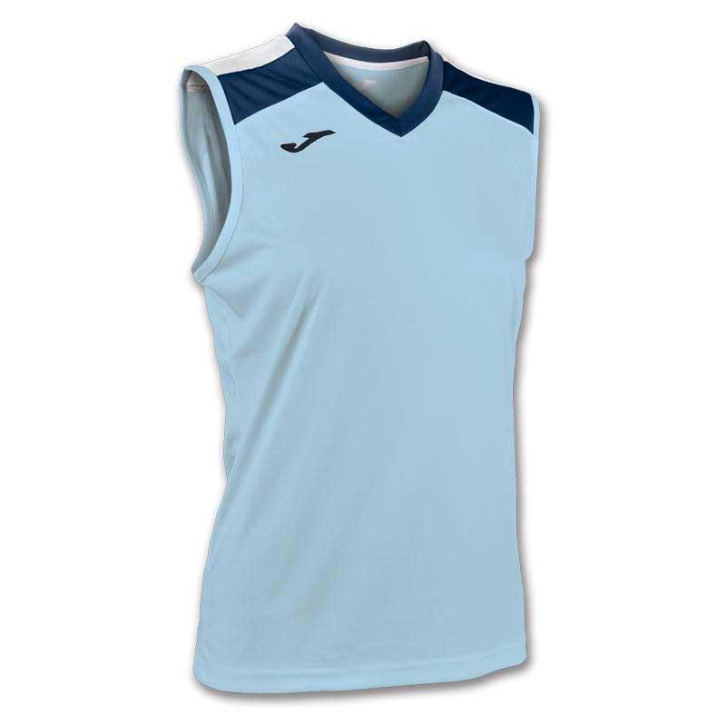 Joma Aloe Volley S Sky Blue / Navy
