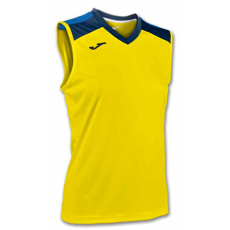 Joma Aloe Volley XS Yellow / Navy