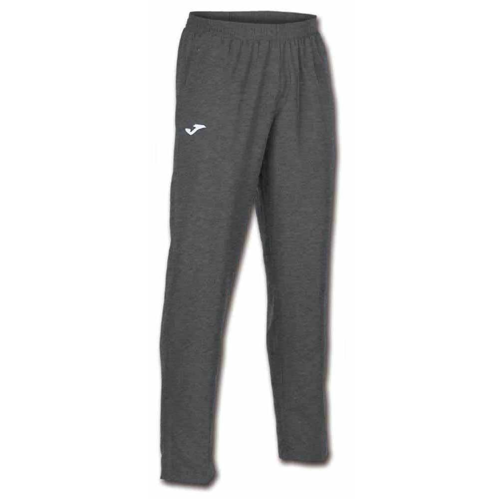 Joma Long Pants Combi 5XS Light Melange Gray