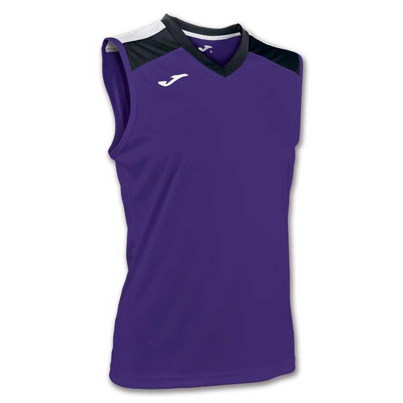 Joma Aloe Volley Woman XXS Purple / Black