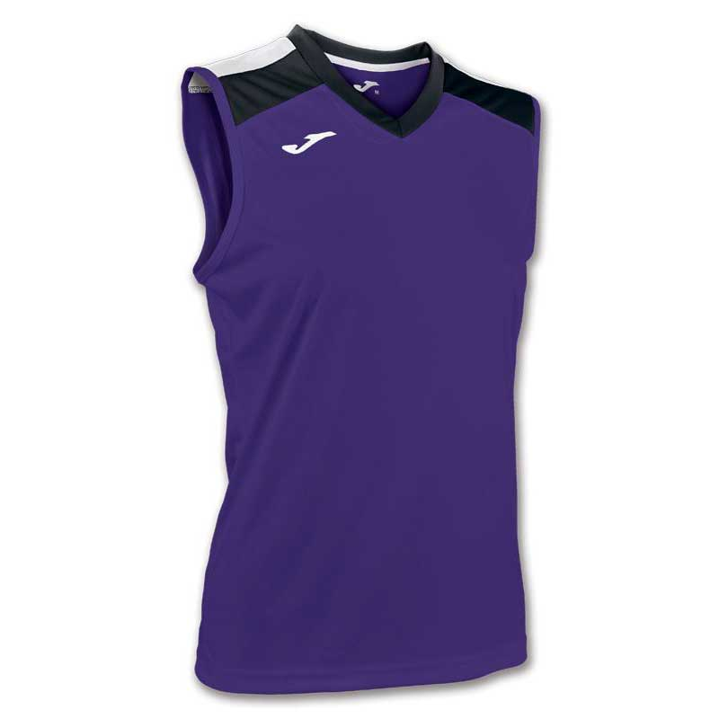 Joma Aloe Volley S Purple / Black