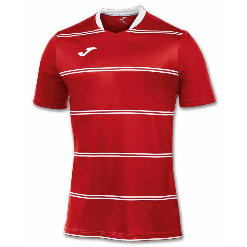 Joma Standard 12-14 Years Red Stripes