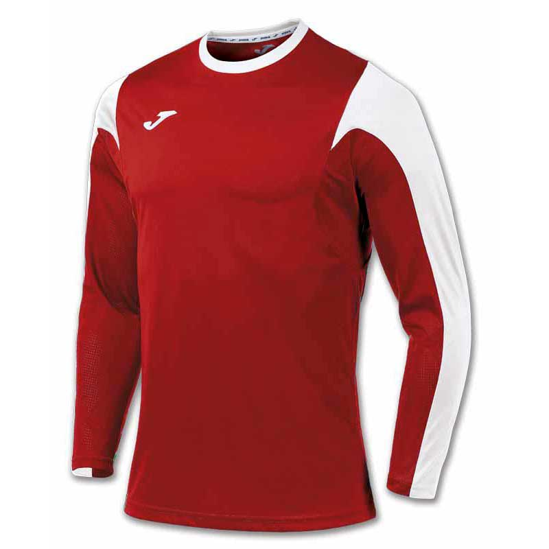 Joma Estadio 12-14 Years Red / White