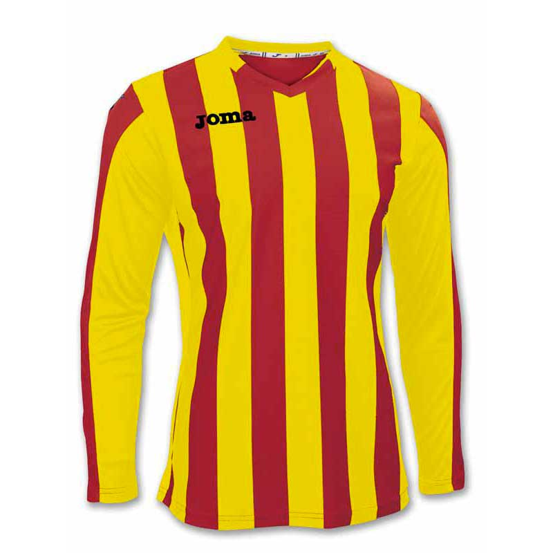 Joma Copa 11-12 Years Red / Yellow
