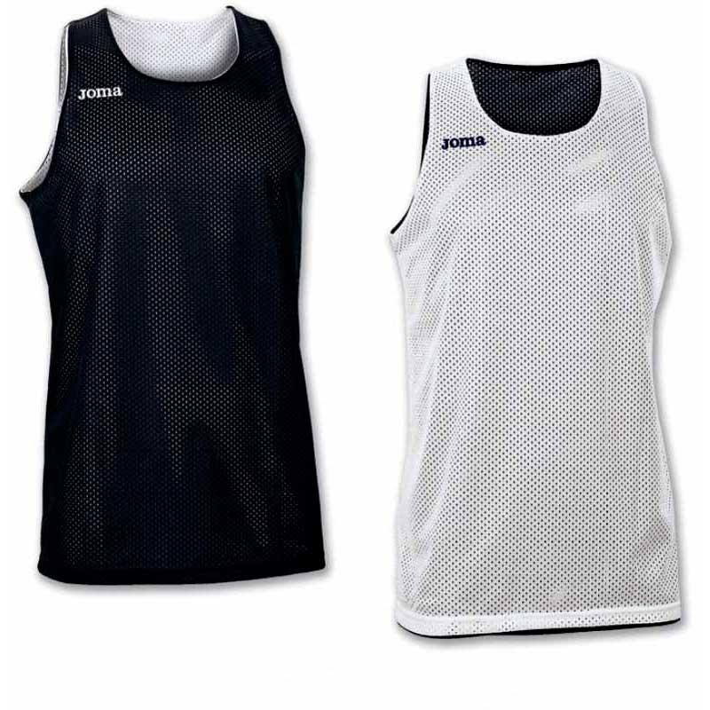 Joma T-shirt Sans Manches Aro Reversible XL Black