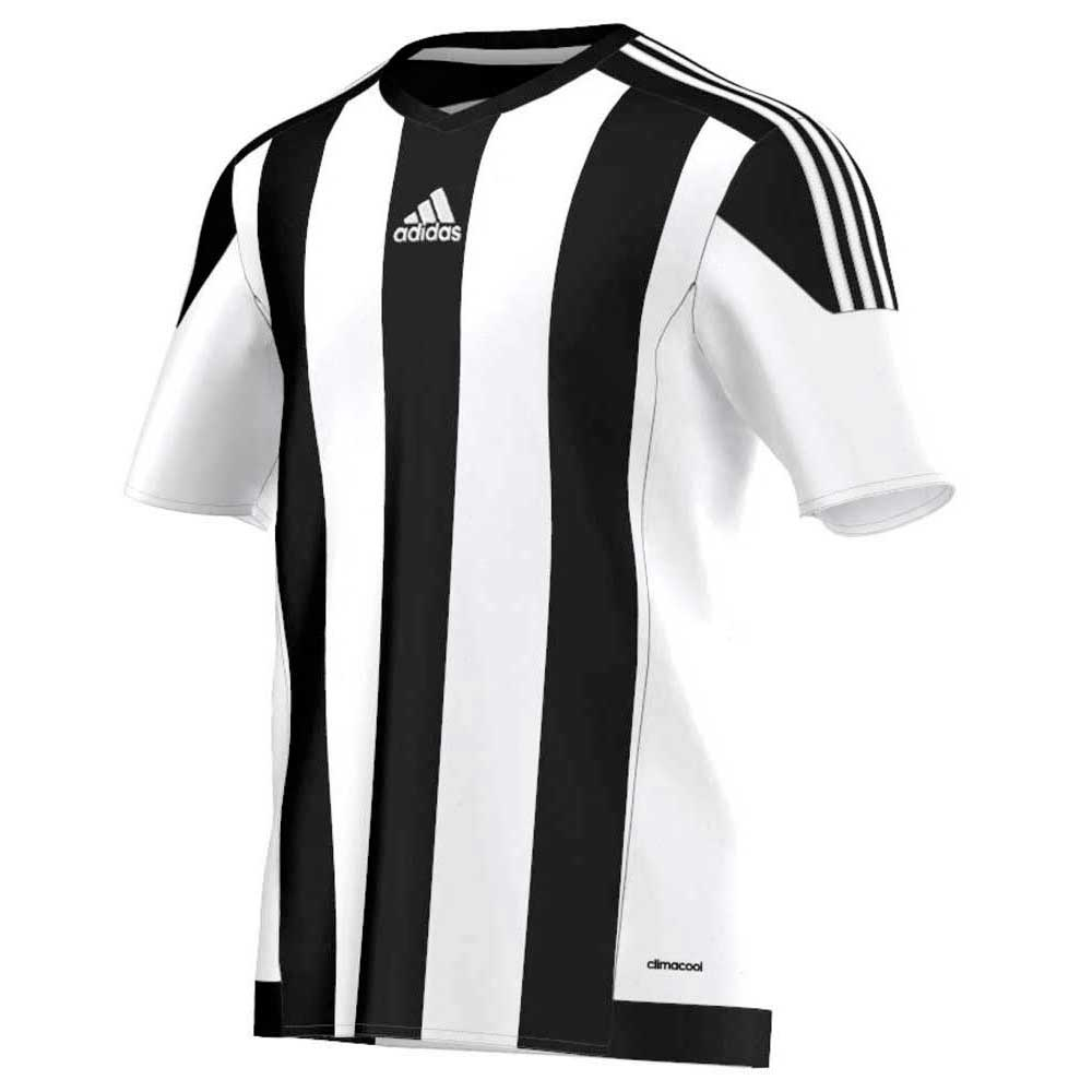 Adidas Striped 15 140 cm White / Black