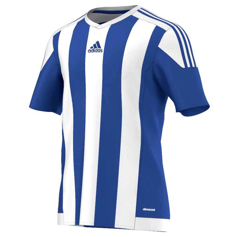 Adidas Striped 15 128 cm Blue/ White