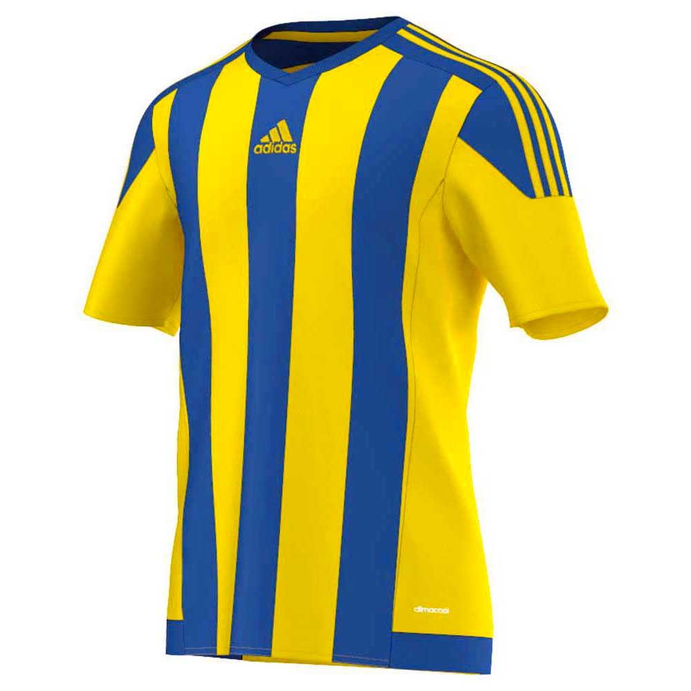 Adidas Striped 15 116 cm Yellow / Blue
