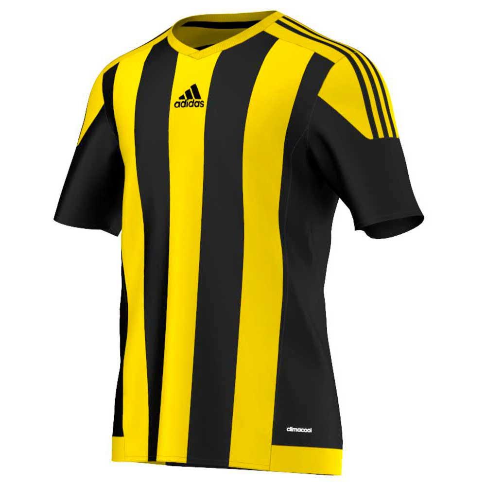 Adidas Striped 15 140 cm Black / Yellow