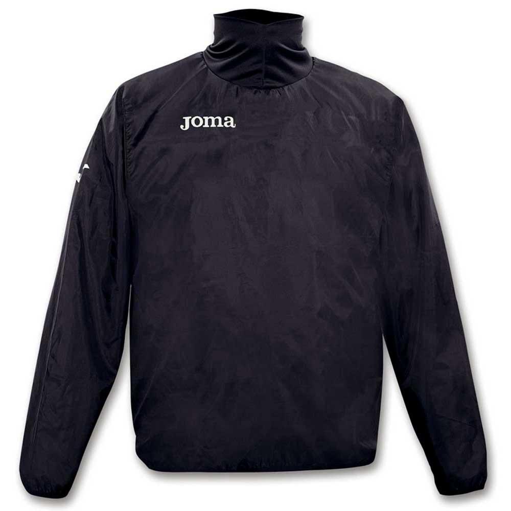 Joma Windbreaker Polyester S Black