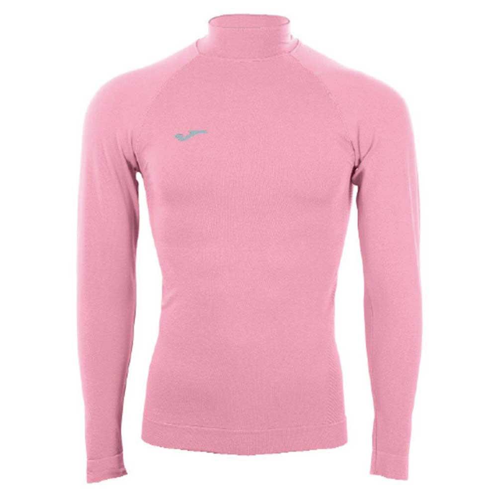 Joma Shirt L/s Seamless Underwear S-M Pink