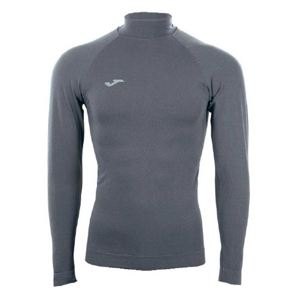 Joma Shirt L/s Seamless Underwear Grey L-XL Grey