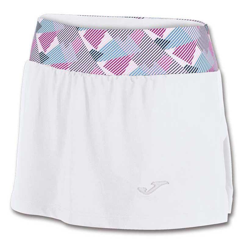 Joma Skirt Trendy XL White / Sky