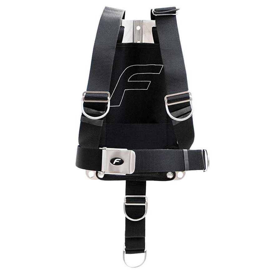 Dive Supply Fly Harness Dir 3 Mm Ss Backplate S-XL