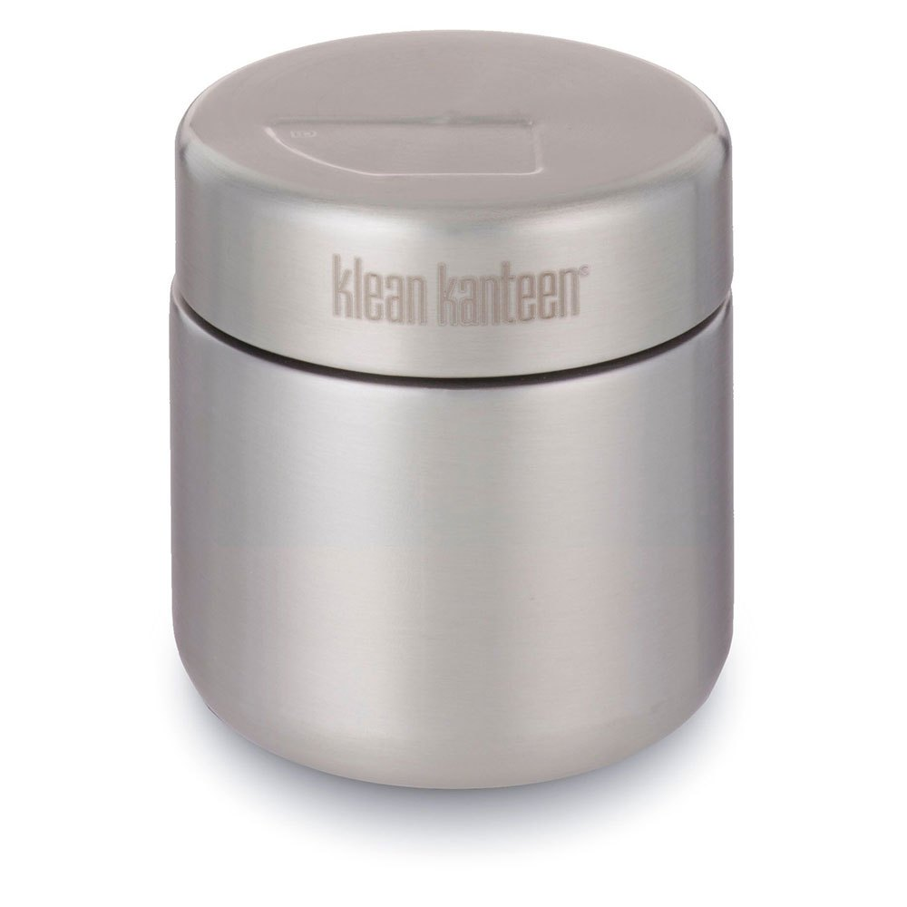 Klean Kanteen Food Canister With Stainless Lid 240ml One Size Steel