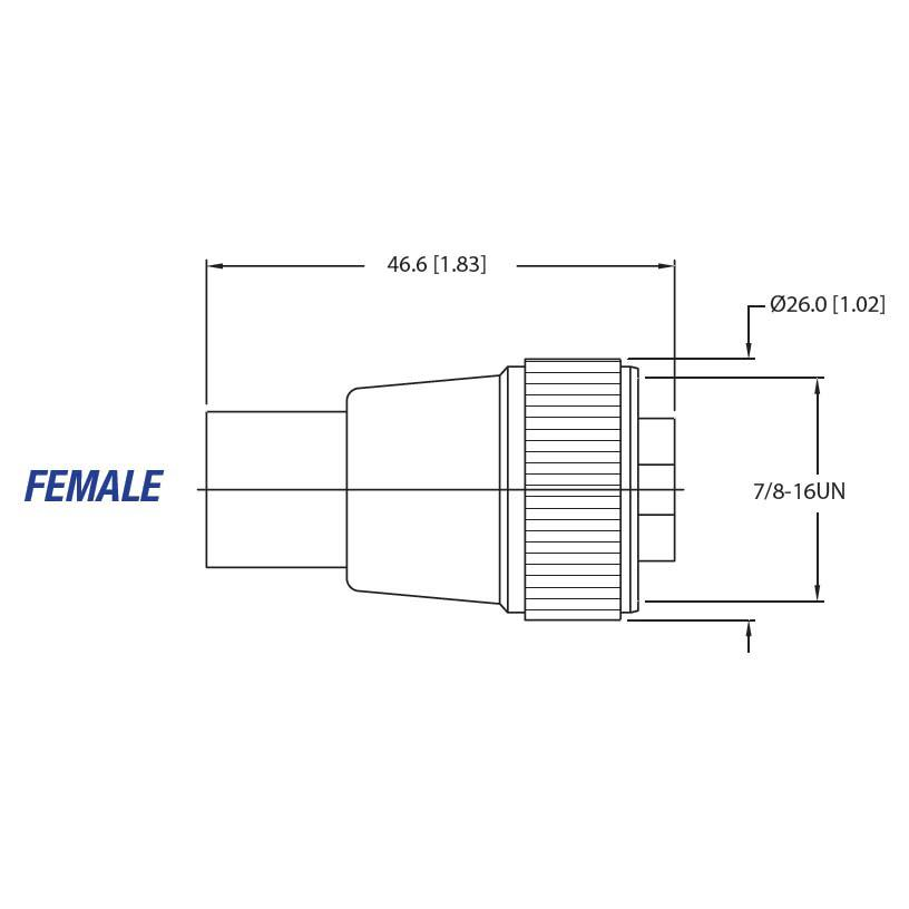 Maretron Mini Termination Resistor , Multicoloured , Accessoires Maretron , Resistor sports f39fe7