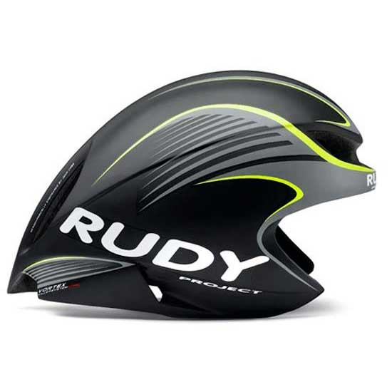 Rudy Project Wing57 S-M Black / Yellow Fluo Matte