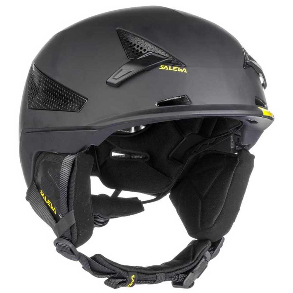 Salewa Vert Helmet 59-62 cm Black
