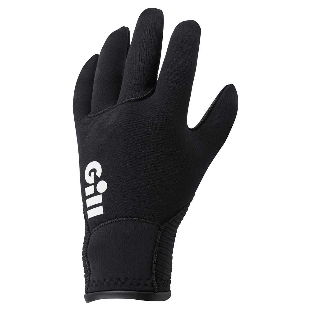 gill-neoprene-winter-gloves-junior-black